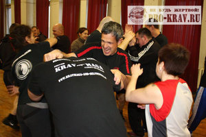 Krav maga world association sexual health