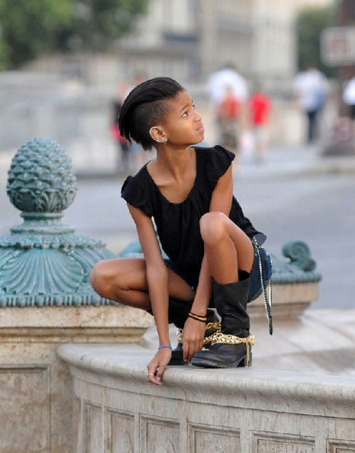 Willow Smith - a new style icon